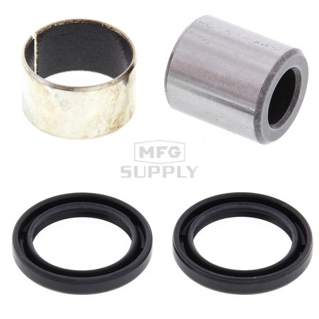21-0007 Honda Aftermarket Front Lower Shock Bushing Kit for Most 1998-2004 TRX450 ES, FE, FM, and S Model ATV's