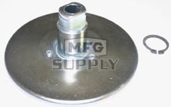 "219470A-W1 - # 1: Fixed Face & Post 5/8"" Bore for 30 Series 6"" Driven"
