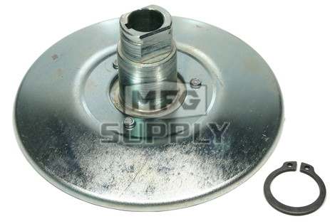 "219475A - #1: Fixed Face w/Post, 3/4"" Bore for 6"" 217776A or 219463A Clutch"