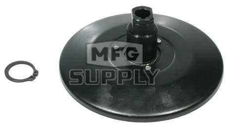 "219476A - #1: Fixed Face w/Post, 5/8"" Bore for 7"" 217774A or 219461A Clutch"
