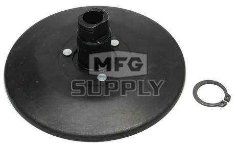 "219477A - #1: Fixed Face w/Post, 3/4"" Bore for 7"" 219462A or 217775A Clutch"