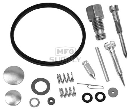 22-10103 - Tecumseh Carb Repair Kit. Replaces Tecumseh 631029.