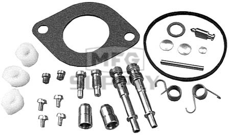 22-10932 - Carb Overhaul Kit replaces B&S 690191.