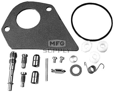 22-10939 - Carb Overhaul Kit replaces B&S 497481.