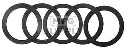 23-1503-H3 - Kohler Bowl Gasket for 4 & 7 hp horizontal