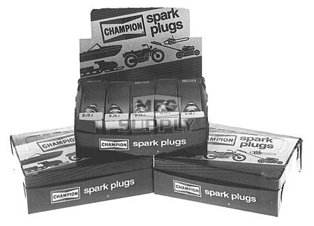 24-10786 - Champion QC12YC Spark Plug