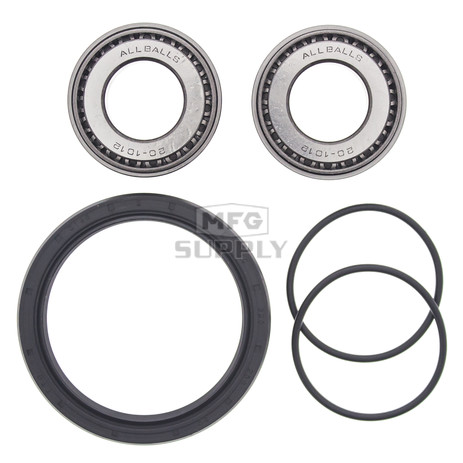 25-1008 - Polaris Front Wheel Bearing Kit with Seals. Many 87-09 Polaris ATVs