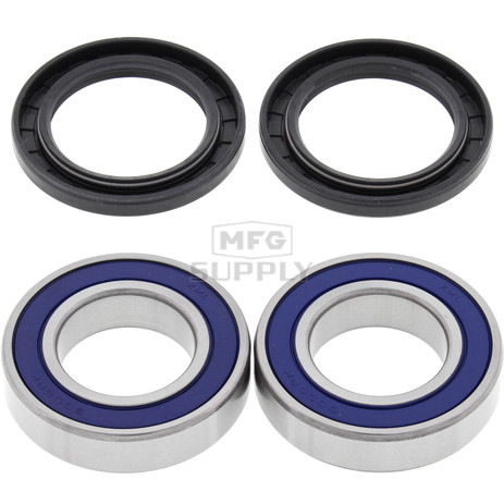 25-1293 - Suzuki Rear Wheel Bearing Kit with Seals. Fits many 400/500 Eiger, KingQuad, and Vinson ATVs