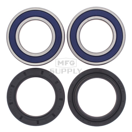 25-1299 - Suzuki Rear Wheel Bearing Kit with Seals. 89-02 Quadrunner & KingQuad ATVs