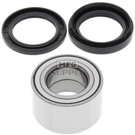 25-1538 - Suzuki Front Wheel Bearing Kit with Seals. Fits many 450/500/700/750 King Quad ATVs