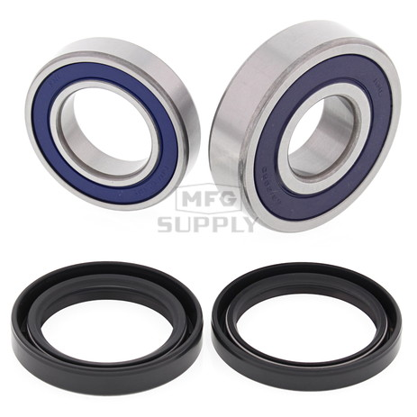 25-1689 - Honda Rear Wheel Bearing Kit with Seals. Fits many 2015-newer TRX420/TRX500 ATVs