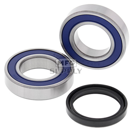 25-1709 - Arctic Cat 250/300 and Kawasaki Brute Force 300 Rear Wheel Bearing Kit with Seals.