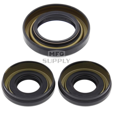 25-2001-5 Aftermarket Front Differential Seal Only Kit for Various 1988-2005 Honda & Yamaha 300, 350, and 400 4WD ATV Model's