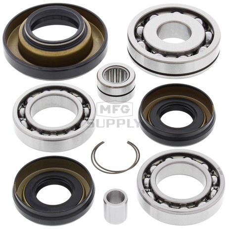 25-2004 Honda Aftermarket Front Differential Bearing & Seal Kit for 1995-2001 TRX400FW, TRX450ES, and TRX450S ATV Model's