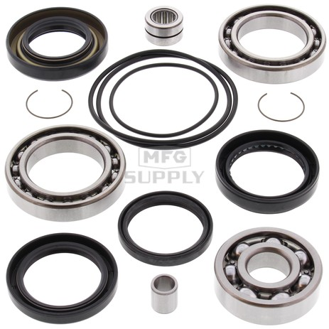 25-2010 Honda Aftermarket Rear Differential Bearing & Seal Kit for 1988-2000 TRX300 & TRX300FW Fourtrax ATV Model's