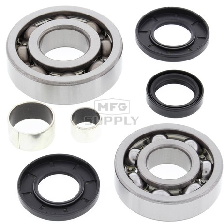 25-2054 Polaris Aftermarket Front Differential Bearing & Seal Kit for Various 1999-2009 250, 335, 400, 455, and 500 ATV Model's