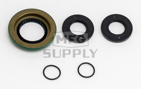 25-2069-5-R Bombardier/Can-Am Aftermarket Rear Differential Seal Only Kit for 2003-2005 Outlander 330 & 400 ATV Model's