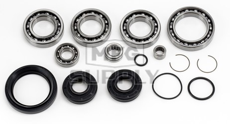 25-2110 Honda Aftermarket Front Differential Bearing & Seal Kit for Most 2014-2019 TRX500 Rubicon & Foreman 4x4 ATV Model's