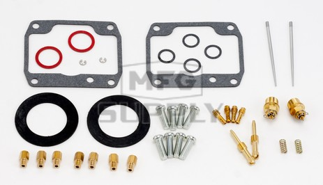26-10000 Ski-Doo Aftermarket Carburetor Rebuild Kit for 1995 Summit 583 Model Snowmobiles