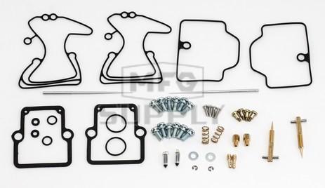 26-10102 Ski-Doo Aftermarket Carburetor Rebuild Kit for Most 2002 & 2003 500 Liquid Cooled Model Snowmobiles