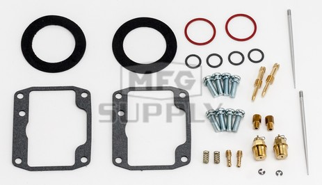 26-10104 Ski-Doo Aftermarket Carburetor Rebuild Kit for Most 2000 Formula Deluxe, MX Z, and Summit 700 Model Snowmobiles