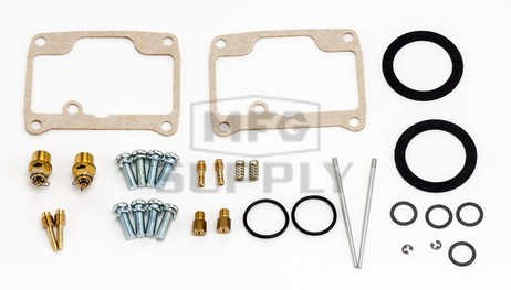 26-10108 Ski-Doo Aftermarket Carburetor Rebuild Kit for 2002 & 2003 380 Model Snowmobiles