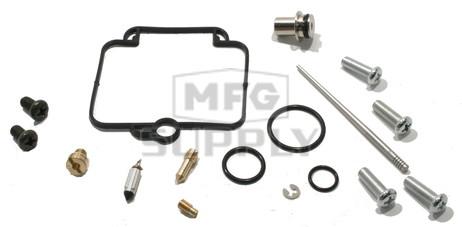 Complete Carburetor Rebuild Kit for 10-12 Polaris Scrambler 500 ATVs