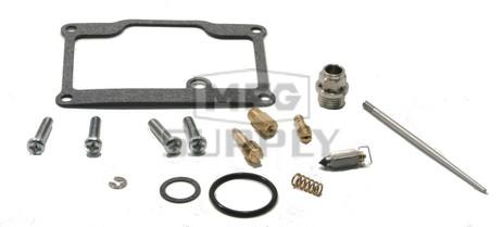 Complete ATV Carburetor Rebuild Kit for many 94-96 Polaris ATVs with 400cc engine