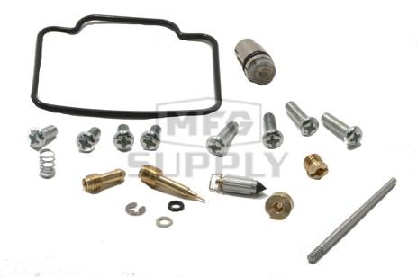 Complete ATV Carburetor Rebuild Kit for 00-02 Polaris Xpedition 325