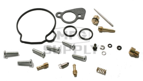 Complete ATV Carburetor Rebuild Kit for 02-03 Polaris Predator 90 / Scrambler 90 / Sportsman 90