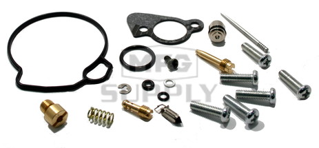 Complete ATV Carburetor Rebuild Kit for 01-02 Polaris Scrambler 50