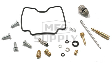 Complete ATV Carburetor Rebuild Kit for 03-08 Can-Am Outlander 400 ATVs