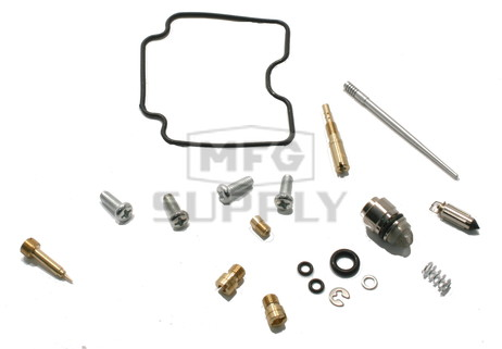 Complete ATV Carburetor Rebuild Kit for 04-05 Can-Am Outlander 330