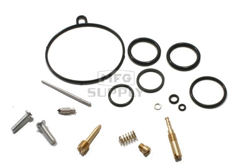Complete ATV Carburetor Rebuild Kit for 93-98 Honda TRX90