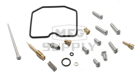 Complete ATV Carburetor Rebuild Kit for 03-07 Suzuki LT-A500F and LT-F500F Vinson ATVs