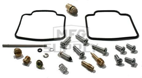 Complete ATV Carburetor Rebuild Kit for 01-01 Suzuki LT-A500F Quad Master ATV