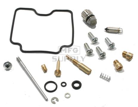 Complete ATV Carburetor Rebuild Kit for 00-01 LTF250, 00-02 LTF250F
