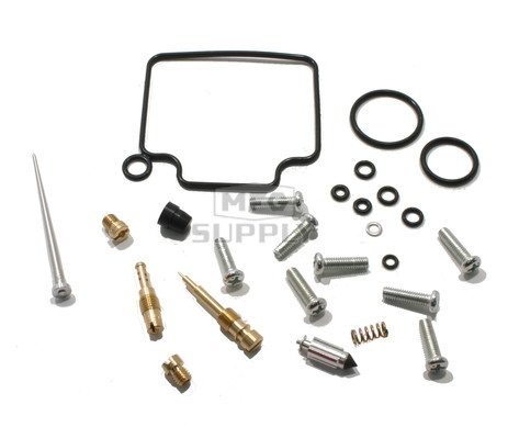 Complete ATV Carburetor Rebuild Kit for 03-05 Honda TRX650 Rincon