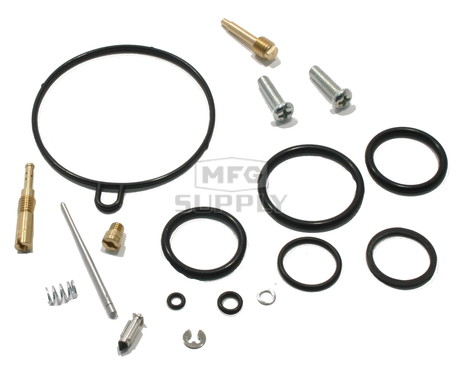 Complete ATV Carburetor Rebuild Kit for 13-newer Honda TRX90