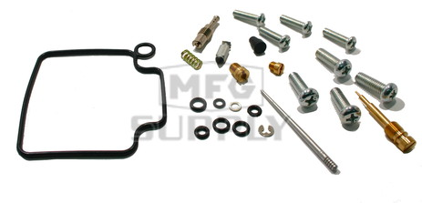 Complete ATV Carburetor Rebuild Kit for 04-06 Honda TRX350 FE / FM / TE / TM ATVs