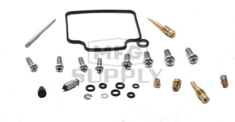 Complete ATV Carburetor Rebuild Kit for many 98-04 Honda TRX450 ES / FE / FM / S ATVs