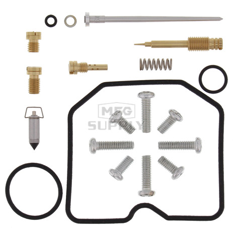 Complete ATV Carburetor Rebuild Kit for 95-03 Kawasaki KEF300 Lakota ATV