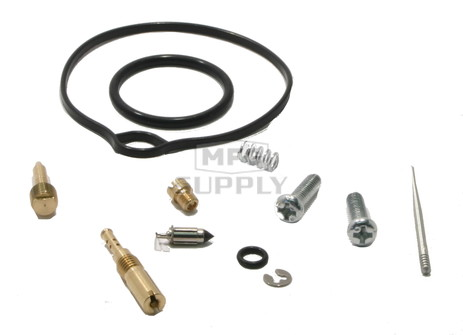 Complete ATV Carburetor Rebuild Kit for 11-16 Kawasaki KFX90