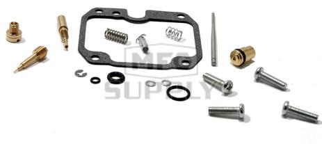 Complete ATV Carburetor Rebuild Kit for 00-02 Kawasaki KLF220 Bayou ATV
