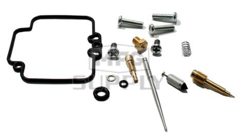 Complete ATV Carburetor Rebuild Kit for 09-13 Yamaha YFM90 Raptor