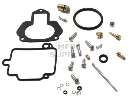 Complete ATV Carburetor Rebuild Kit for 94-95 Yamaha YFM350ER Moto-4 ATV