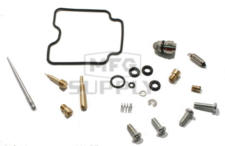 Complete ATV Carburetor Rebuild Kit for 05-06 Yamaha YFM250B Bruin