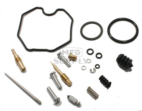 Complete ATV Carburetor Rebuild Kit for 85-86 Honda ATC350X