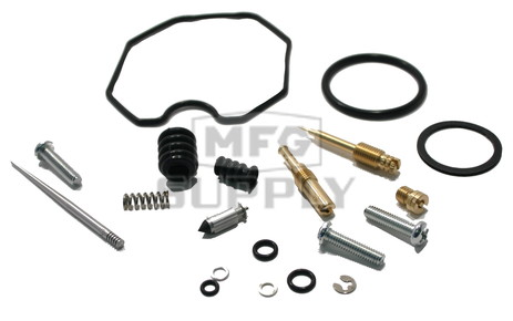 Complete ATV Carburetor Rebuild Kit for 84-86 Honda ATC200S ATV