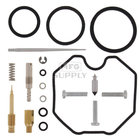 Complete ATV Carburetor Rebuild Kit for 83-85 Honda ATC200X
